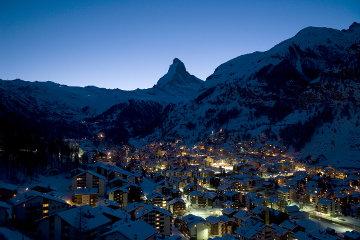 Zermatt viallage