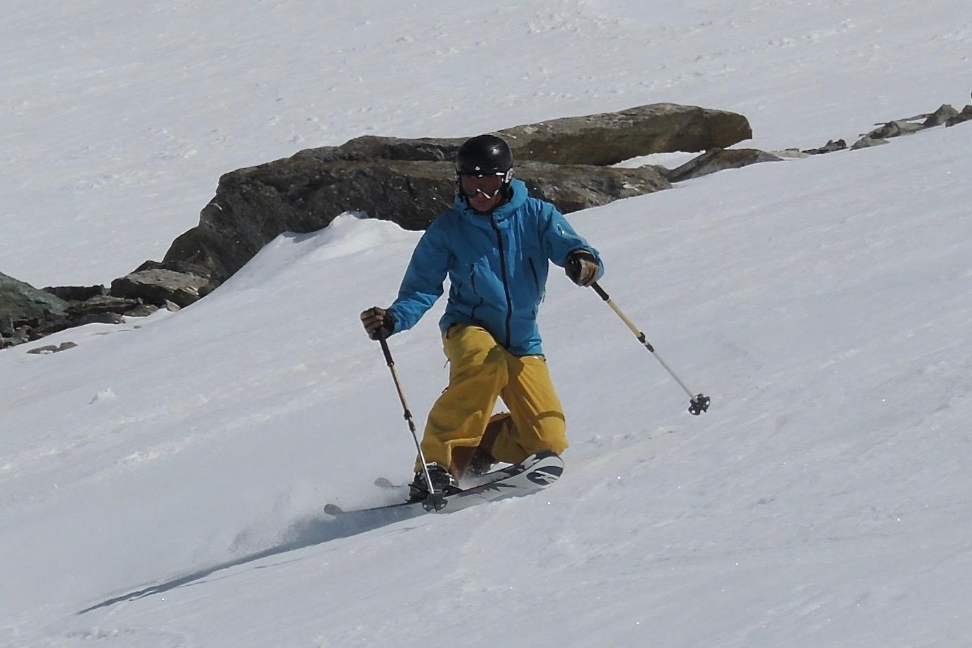 telemark instructor Zermatt